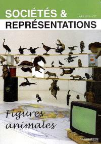 Sociétés & représentations. n° 27, Figures animales