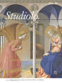 Studiolo. n° 10, L'Annonciation : hommage à Daniel Arasse