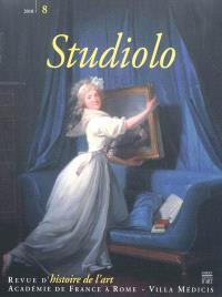 Studiolo. n° 8, Le lieu du privé
