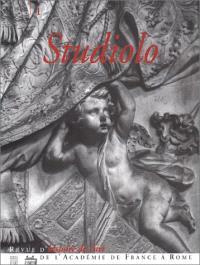 Studiolo. n° 1, Les relations artistiques entre Paris et Rome de 1680 à 1750