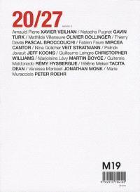 Vingt-vingt-sept, revue de textes critiques sur l'art. n° 5