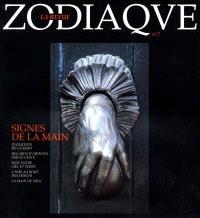 Zodiaque, la revue. n° 7, Les signes de la main