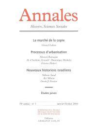 Annales. n° 1 (2004)