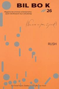 BIL BO K, hors série. n° 26, Rush