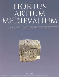 Hortus artium medievalum. n° 10, La représentation de la mort de l'Antiquité tardive à la fin du Moyen Age