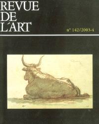 Revue de l'art. n° 142