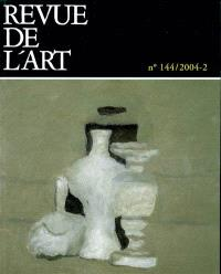 Revue de l'art. n° 144