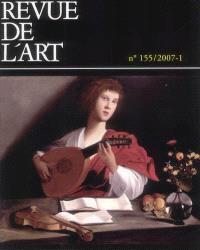 Revue de l'art. n° 155