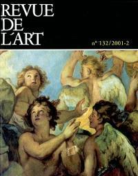 Revue de l'art. n° 132