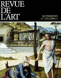 Revue de l'art. n° 135 (2002), Les primitifs
