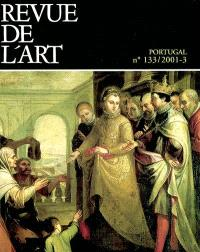 Revue de l'art. n° 133, Portugal
