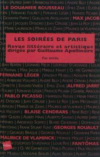 Soirées de Paris (Les) : revue littéraire et artistique dirigée par Guillaume Apollinaire