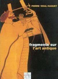 Fragments sur l'art antique