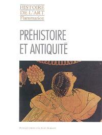 Histoire de l'art, Préhistoire et Antiquité