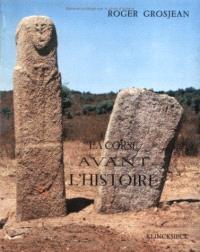 La Corse avant l'histoire