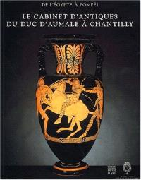 Le cabinet d'antiques du duc d'Aumale : de l'Egypte à Pompéi : exposition, Chantilly, Musée Condé, 4 juin-9 sept. 2002