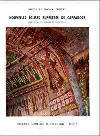 Nouvelles églises rupestres de Cappadoce