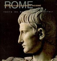 Rome : trésors d'une civilisation ancienne