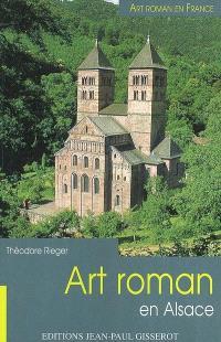 Art roman en Alsace