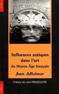 Influences antiques dans l'art du Moyen Âge français