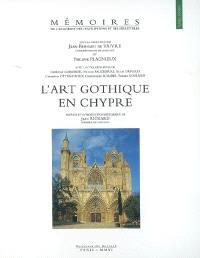 L'art gothique en Chypre