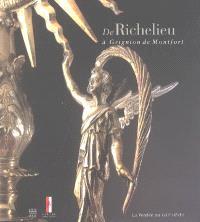 De Richelieu à Grignion de Montfort : la Vendée au XVIIe siècle : exposition, Logis de la Chabotterie, Saint-Sulpice-le-Verdon, 30 avril-9 octobre 2005