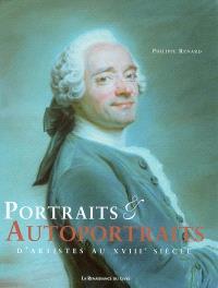 Portraits et autoportraits d'artistes au XVIIIe siècle