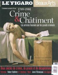 Crime & châtiment, 1789-1981 : les artistes fascinés par les grands criminels