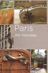 Paris, Art nouveau