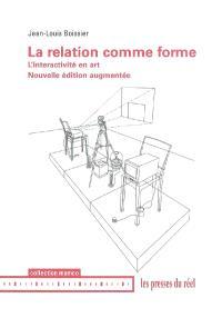 La relation comme forme : l'interactivité en art
