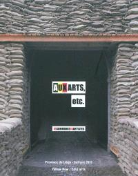 Aux arts, etc. : 16 communes, 16 artistes