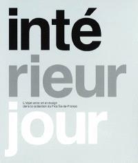 Intérieur jour : l'objet entre art et design dans la collection du Frac Ile-de-France