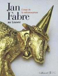Jan Fabre au Louvre : l'ange de la métamorphose