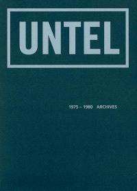 Untel, 1975-1980, archives : exposition, Noisy-le-Sec, La Galerie, mars 2002