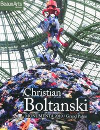 Christian Boltanski : Monumenta 2010, Grand Palais