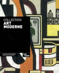 Collection art moderne : la collection du Centre Pompidou, Musée national d'art moderne