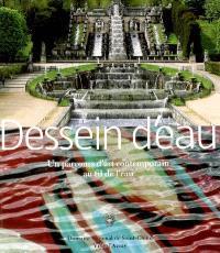 Dessein d'eau : un parcours d'art contemporain au fil de l'eau : exposition, Domaine national de Saint-Cloud, 15 avril-15 juillet 2006