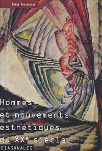 Hommes et mouvements esthétiques du XXe siècle : littérature, poésie, arts plastiques, musique, arts du spectacle : les premiers ismes, l'occultisme, la naissance de l'abstraction