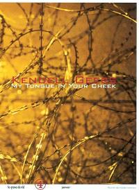 Kendell Geers, My tongue in your cheek : exposition, Paris, Palais de Tokyo, 1er juin-25 août 2002