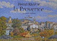La Provence : aquarelles inédites