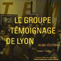 Le groupe Témoignage de Lyon