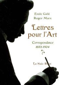 Lettres pour l'art : correspondance, 1892-1904