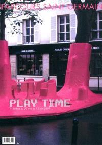Play time, Parcours Saint-Germain 2009