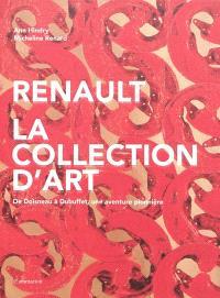 Renault, la collection d'art : de Doisneau à Dubuffet, une aventure pionnière
