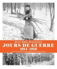 Jours de guerre (1914-1918) : les trésors des archives photographiques du journal Excelsior