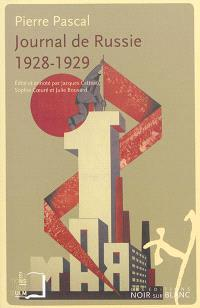 Journal de Russie : 1928-1929