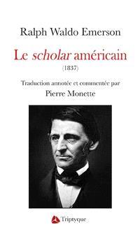 Le scholar américain, 1837