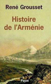 Histoire de l'Arménie : des origines à 1071