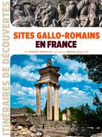 Sites gallo-romains en France
