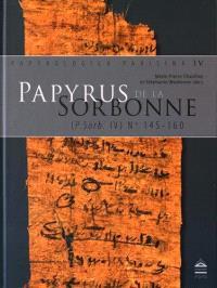 Papyrus de la Sorbonne. Volume 4, N° 145-160